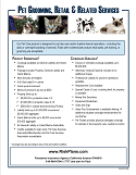 BOPP Pet Care Brochure
